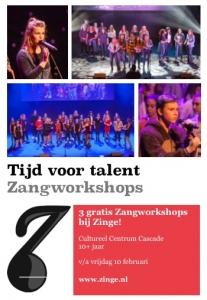 Tijd voor talent