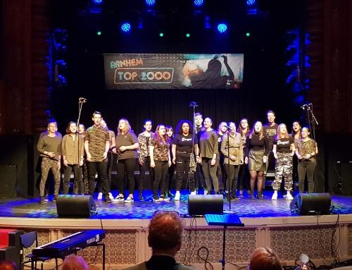 Zinge! wint Top2000 popkoren contest Arnhem