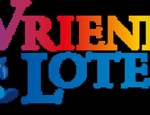 Jeugdpopkoor Zinge! en de VriendenLoterij – Samen voor je Club actie