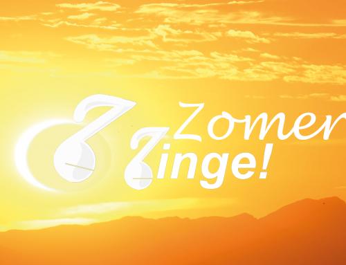 ZomerZinge! – cursus